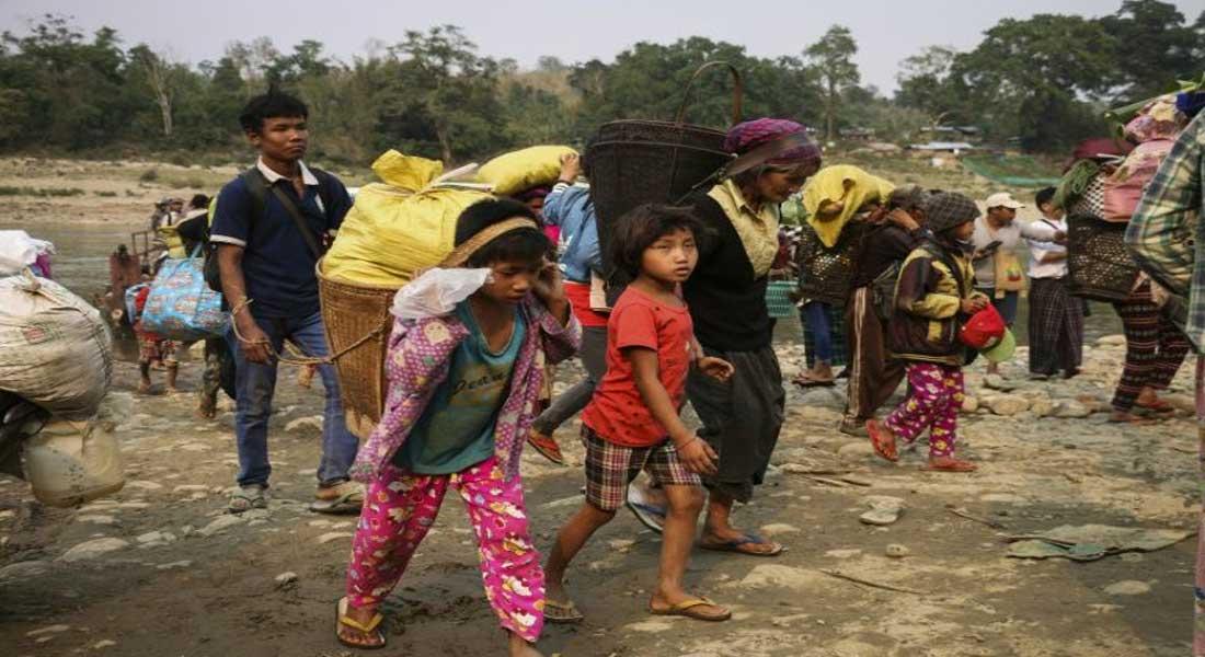 Birmanie: des milliers de personnes fuient les combats dans le nord