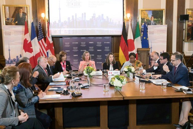 G7 : Boris Johnson présidera vendredi le sommet en virtuel