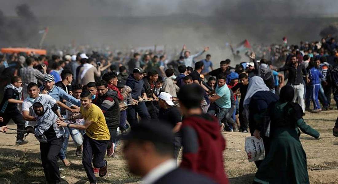 Gaza : mort d'un adolescent palestinien blessé par l'armée israélienne