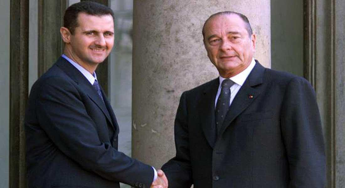 Bachar al-Assad rend sa Légion d'honneur à la France, «esclave des Etats-Unis»
