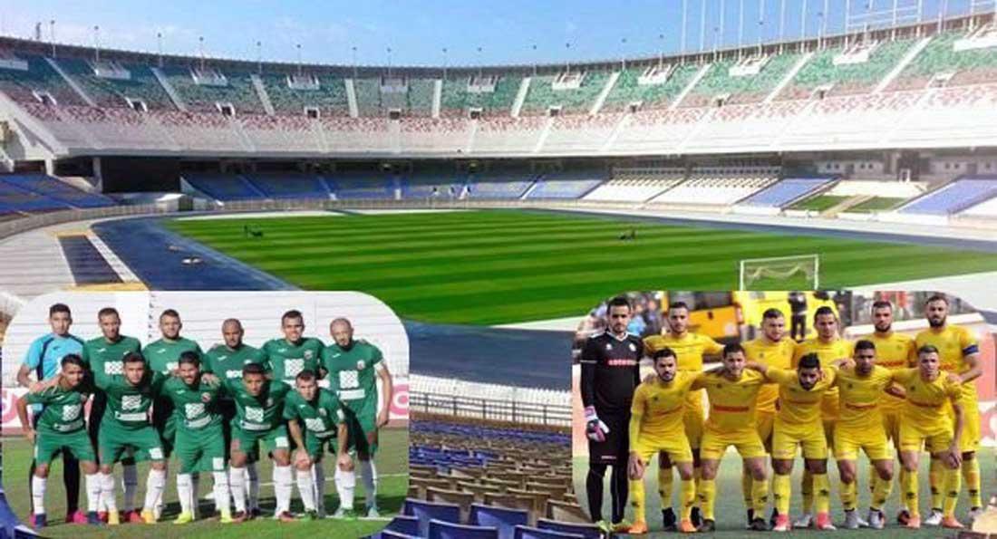 Finale Coupe d`Algérie/JSKabylie-USMBel-Abbès: un remake après 27 ans