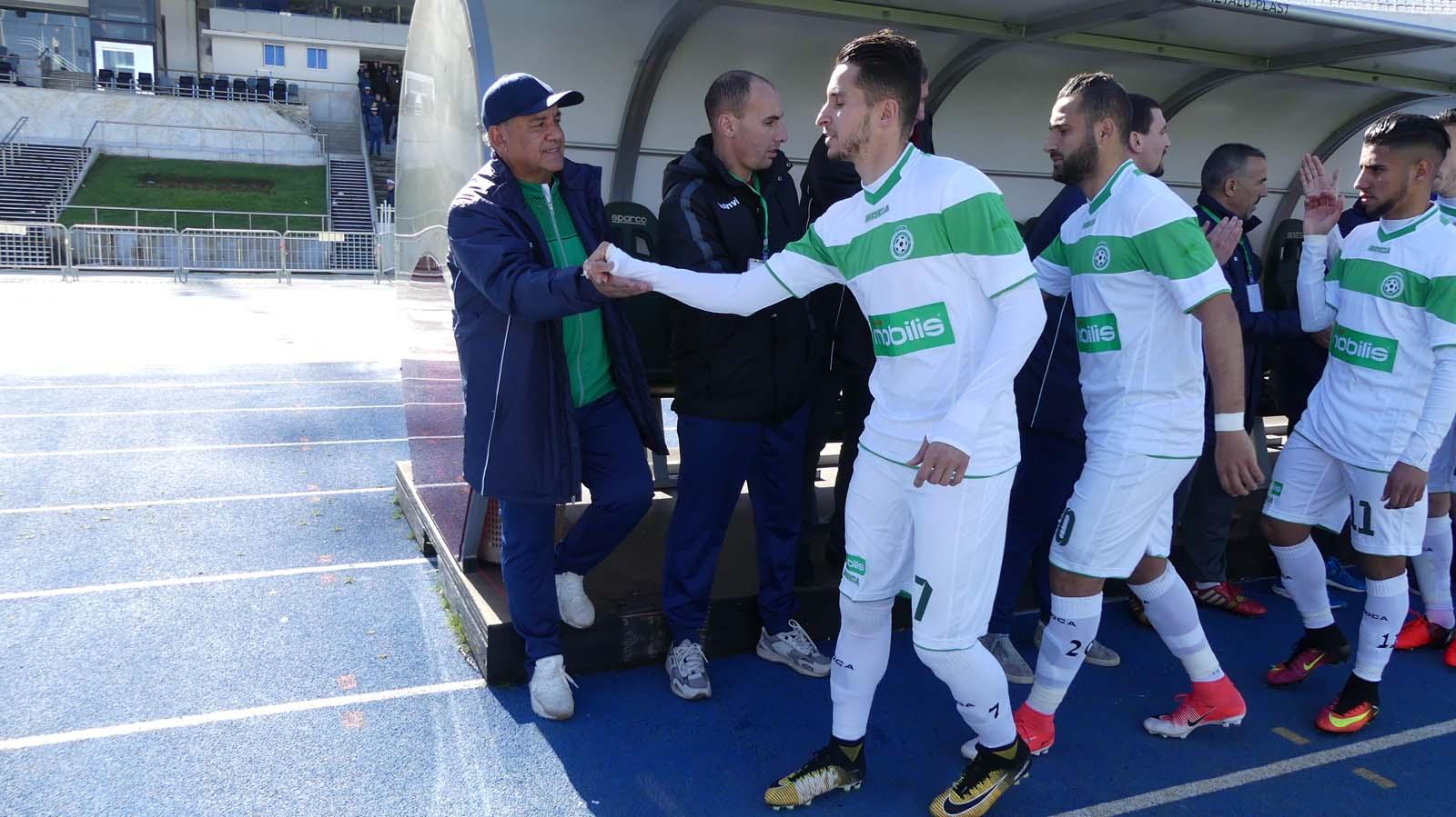 """Coupe d'Algérie (Finale)-JS Kabylie, Bouzidi : """"Nous avons les moyens de remporter le trophée"""""""
