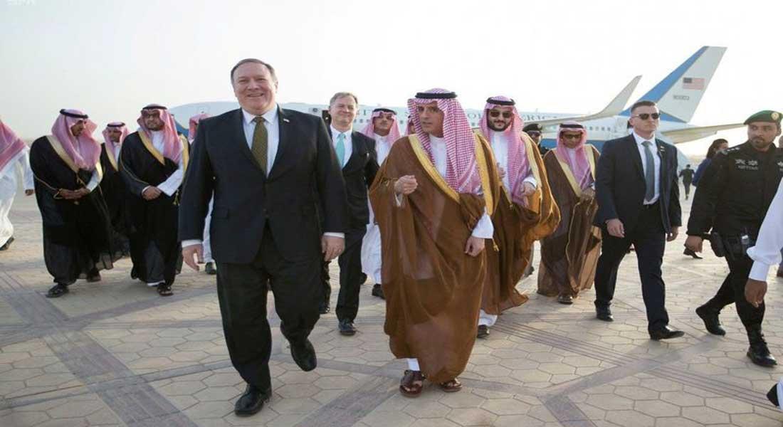 Diplomatie américaine : A peine nommé secrétaire d'Etat, Pompeo part au Proche-Orient