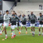Portugal-Algérie: ultime entraînement des Verts avant Lisbonne