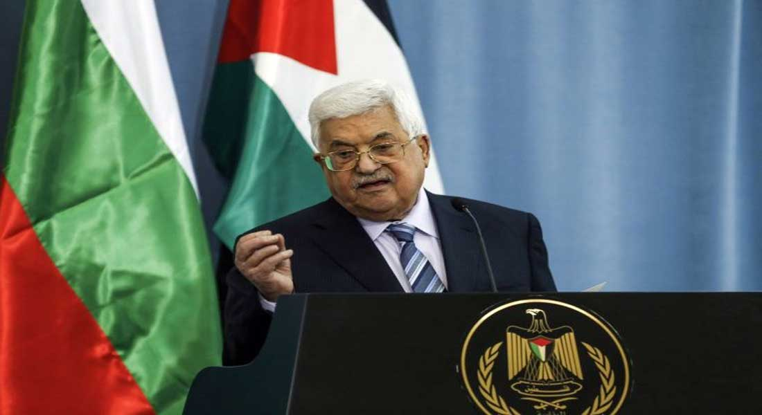 Abbas réélu à la tête de l'Organisation de libération de la Palestine