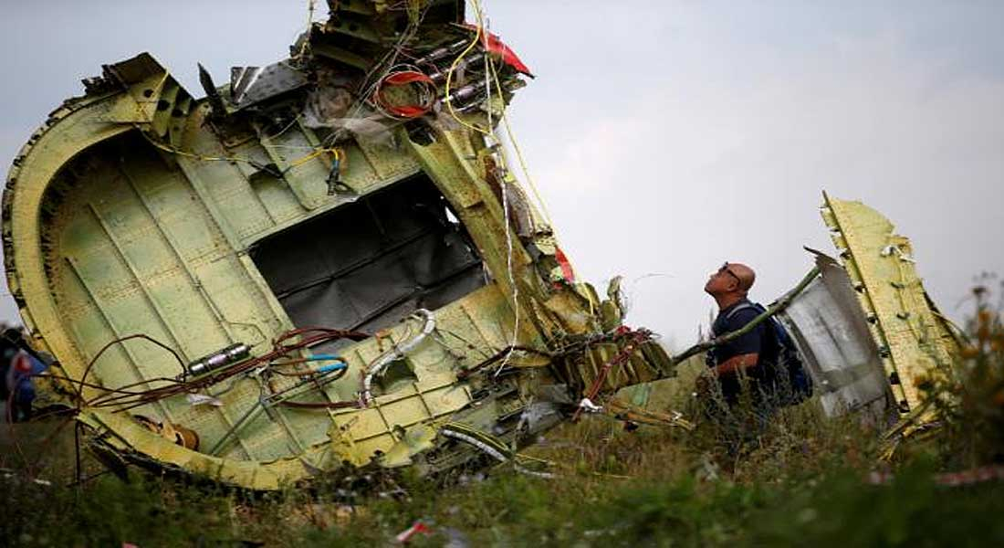 Vol MH17 abattu en Ukraine : La Russie pointée du doigt par les enquêteurs