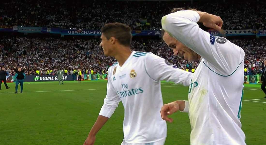 Ligue des Champions européenne : Réal Madrid 3 – Liverpool 1 – 3/3 pour Zineeddine Zidane