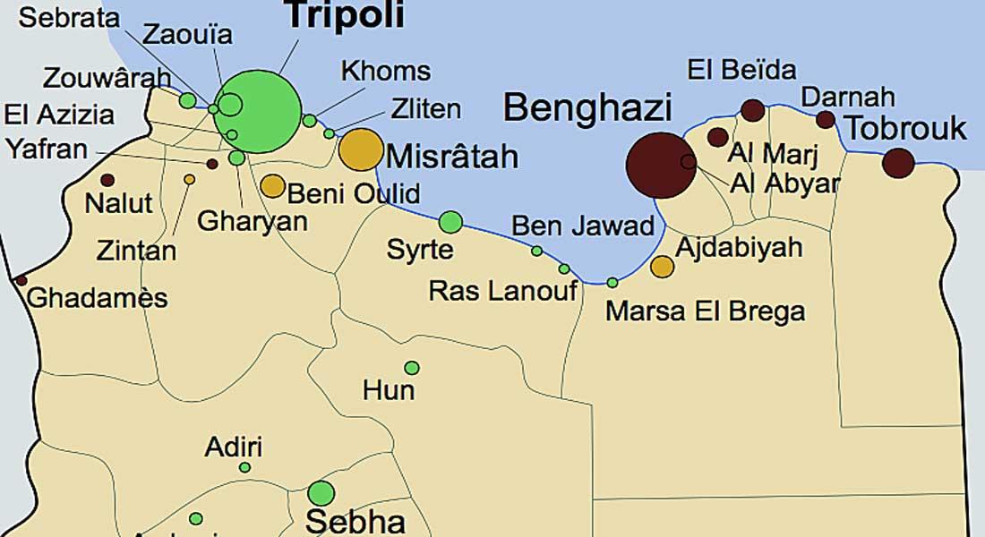Première réunion du parlement libyen depuis des années