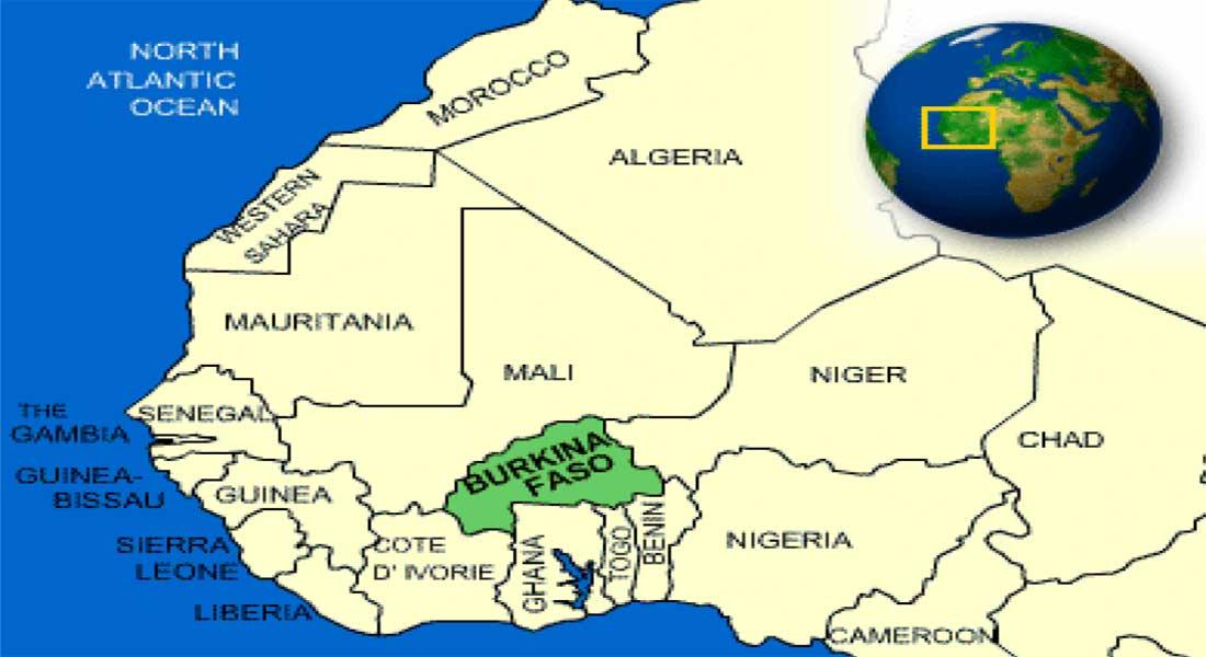 """Burkina Faso : Trois """"terroristes présumés"""" abattus par les gendarmes"""