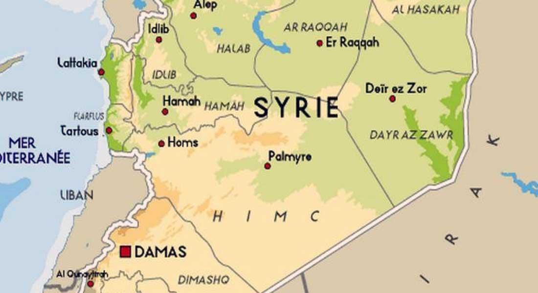 Damas accuse Israël d'avoir attaqué une base aérienne près de Homs