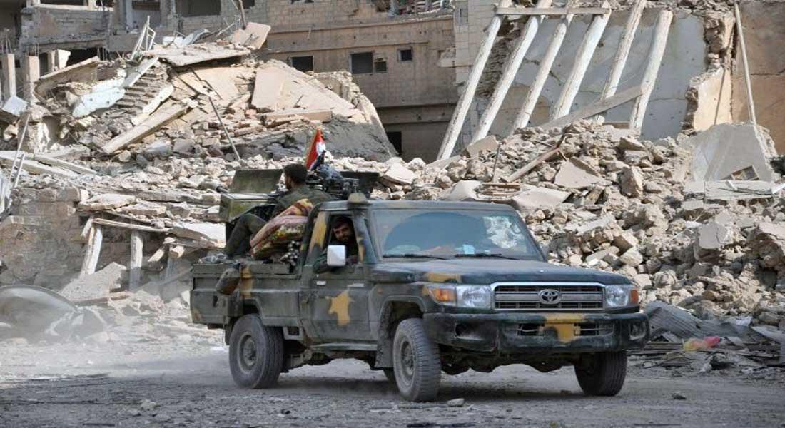 Bachar al Assad réclame le départ des Américains de Syrie