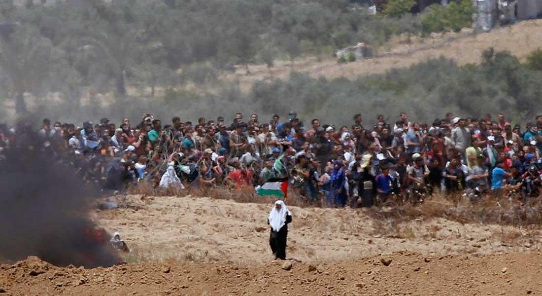 Carnage à Gaza  : 52 Palestiniens tués à Gaza par des tirs israéliens