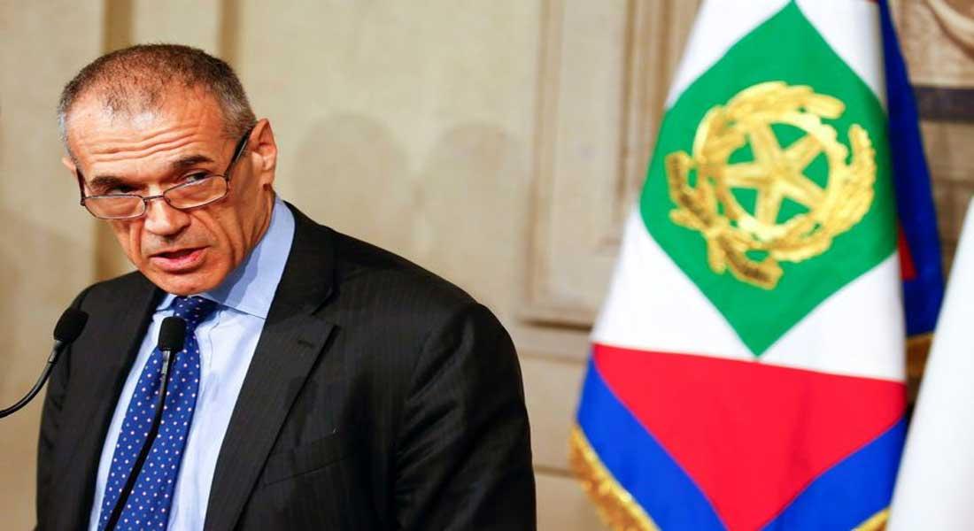 Italie : Un ancien du FMI chargé de former le gouvernement