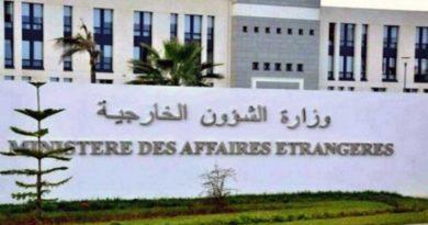 Rupture des relations diplomatiques Maroc-Iran: l'Algérie réagit aux «propos infondés» de Rabat
