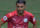 Riyad Mahrez en route vers Manchester City
