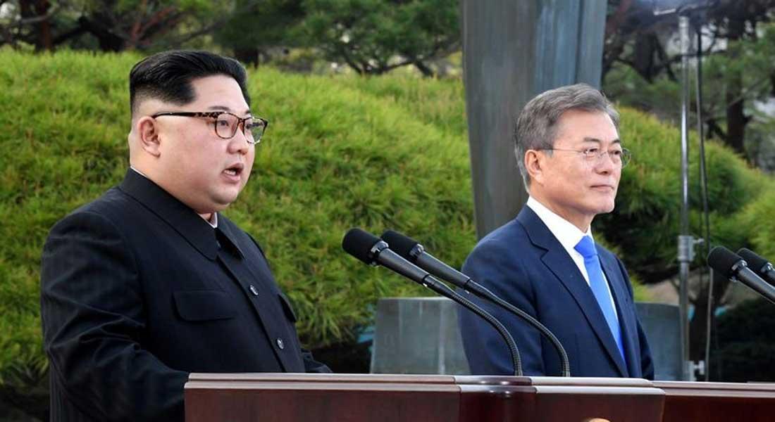 Corées du nord et du sud : Rencontre de deux heures entre les dirigeants