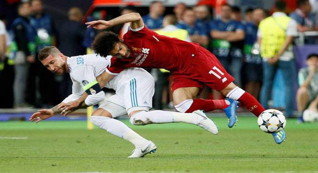 Real Madrid 3 – Liverpool 1 :  Ramos a réussi ses coups bas ( vidéo)