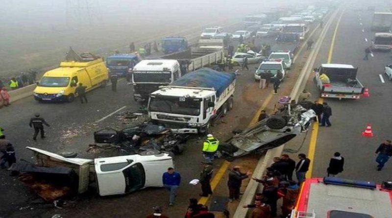 Sécurité Routière : 933 morts et 9926 blessés durant les quatre premiers mois de 2018