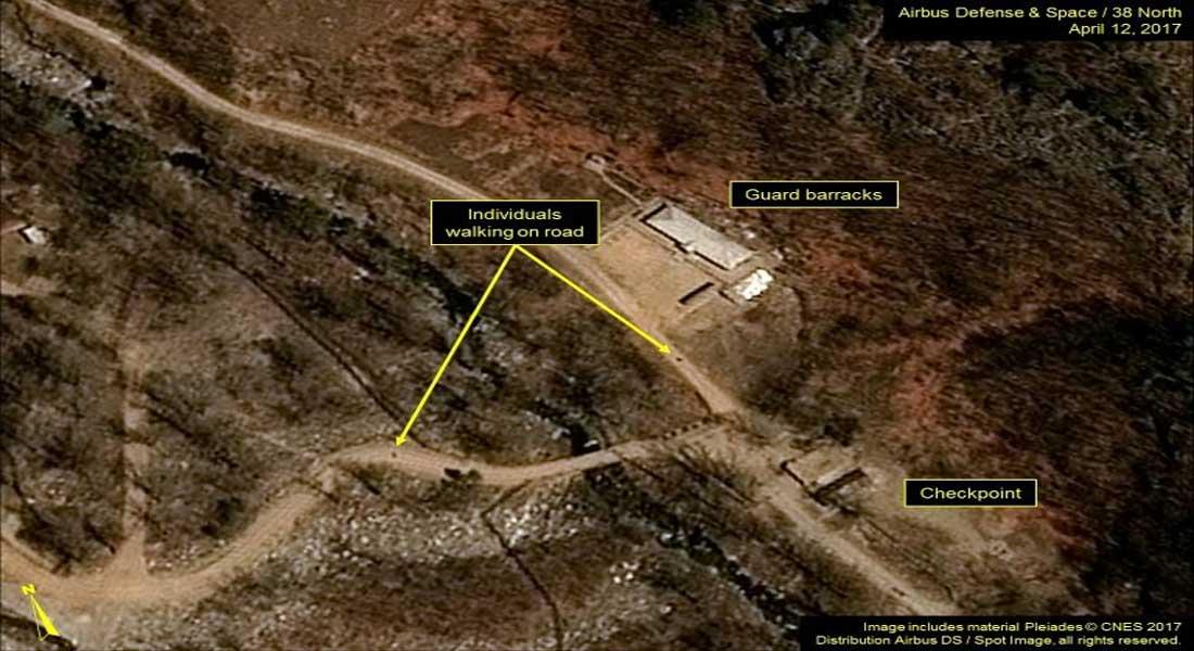 Pyongyang lancera le démantèlement de son site d'essais atomiques entre le 23 et le 25 mai