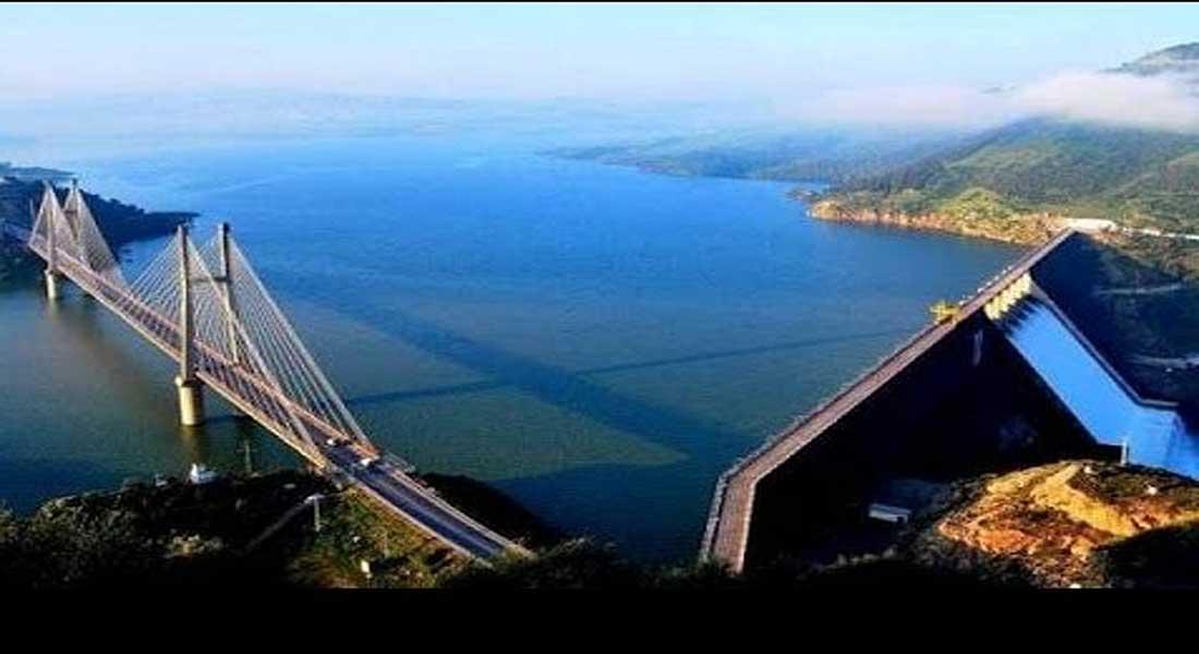 Un volume de 4,8 milliards M3 d'eau emmagasiné dans les 75 barrages du pays
