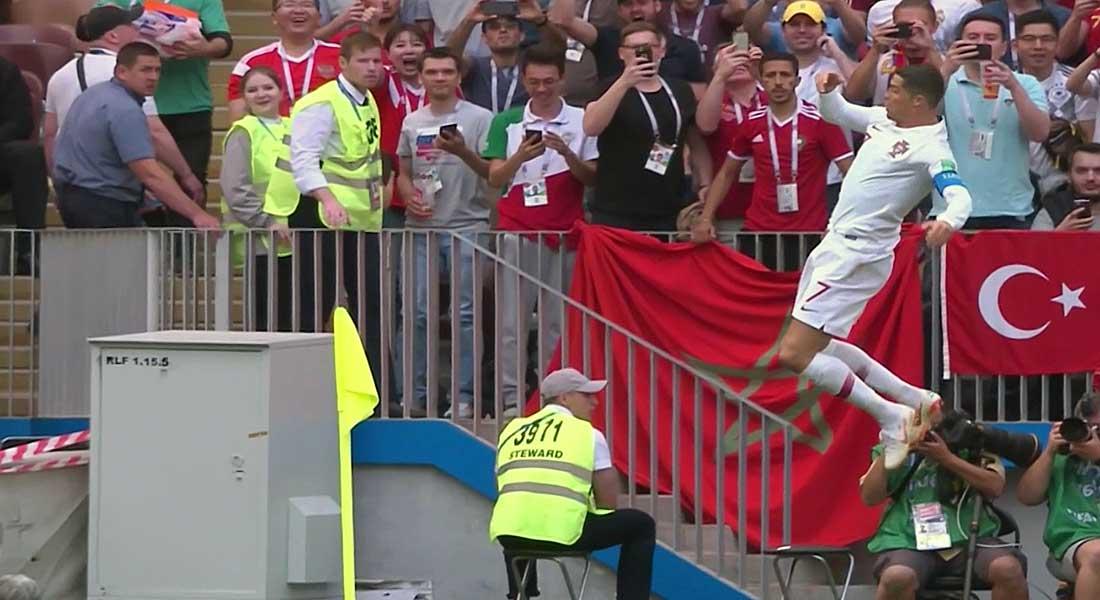 Mondial 2018 – Groupe B : Espagne 1 – Iran 0 , Portugal 1 – Maroc 0 ( vidéo)