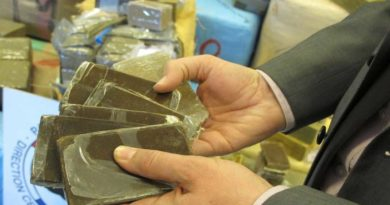 Lutte contre le cannabis : Saisie de plus de 32 kg de kif traité à Bechar