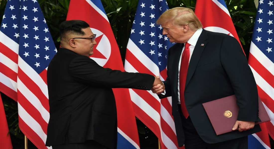 Sommet Trump-Kim: le texte de l'accord commun