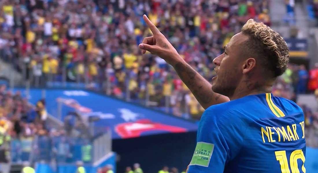 Mondial 2018 – Groupe E : Brésil 2 – Costa Rica 0 ( vidéo )