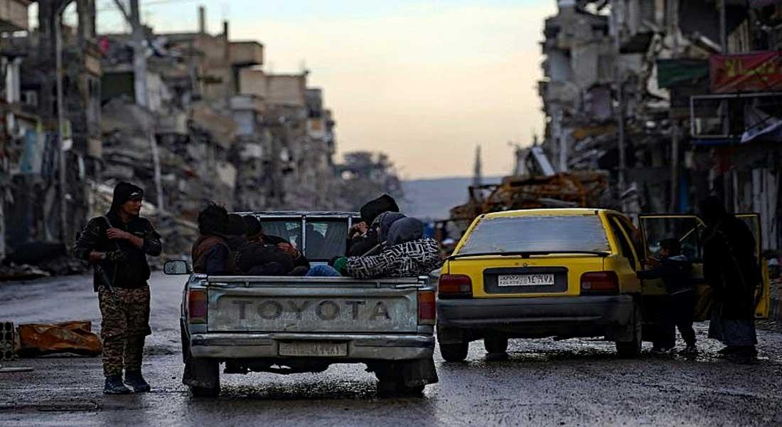 Syrie: couvre-feu à Raqa, par crainte d'une attaque de l'EI
