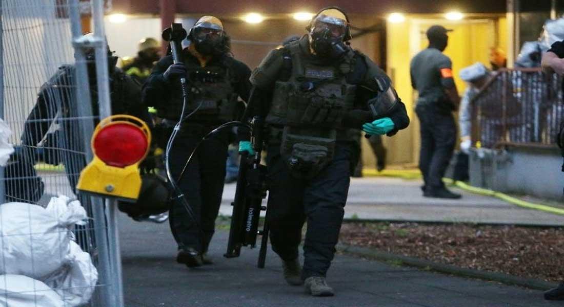 """Un attentat à la """"bombe biologique"""" déjoué en Allemagne"""