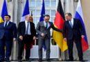 """Négociations à Berlin pour """"ressusciter"""" le processus de paix en Ukraine"""