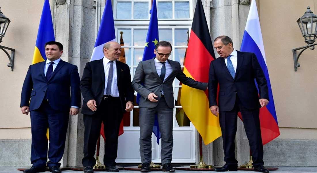 """La Russie demande France et Allemagne à s'assurer que l'Ukraine ne franchit pas de """"lignes rouges"""""""