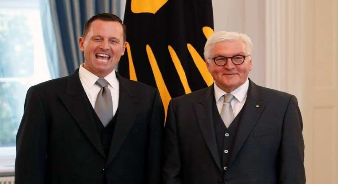 Tollé en Allemagne contre l'ambassadeur américain, accusé d'ingérence