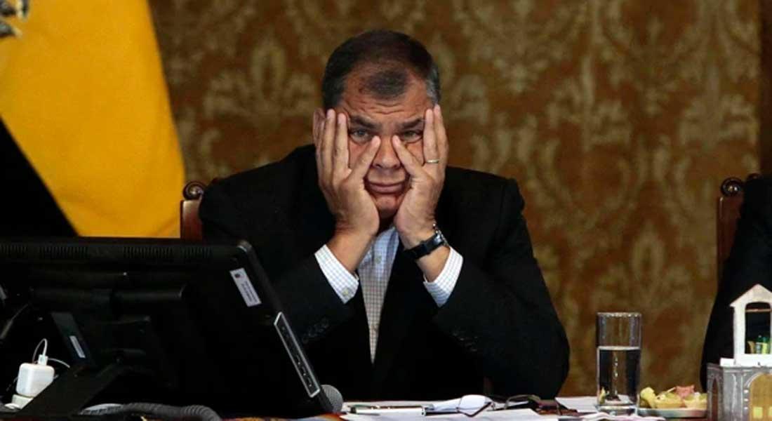 Un magistrat ordonne l'incarcération de l'ex-président équatorien