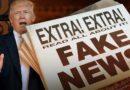 """Fake news"": le patron du New York Times avertit Trump"
