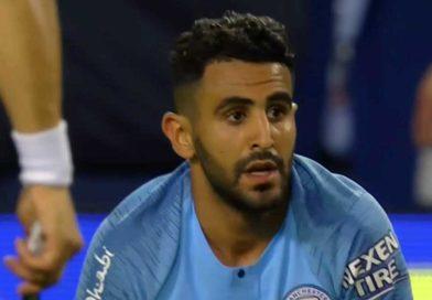 Riyad Mahrez buteur avec Manchester City face à Norwich ( vidéo)