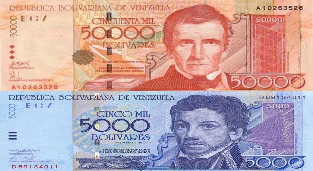 Venezuela: enlever cinq zéros, pour éviter l'effondrement du système de paiement