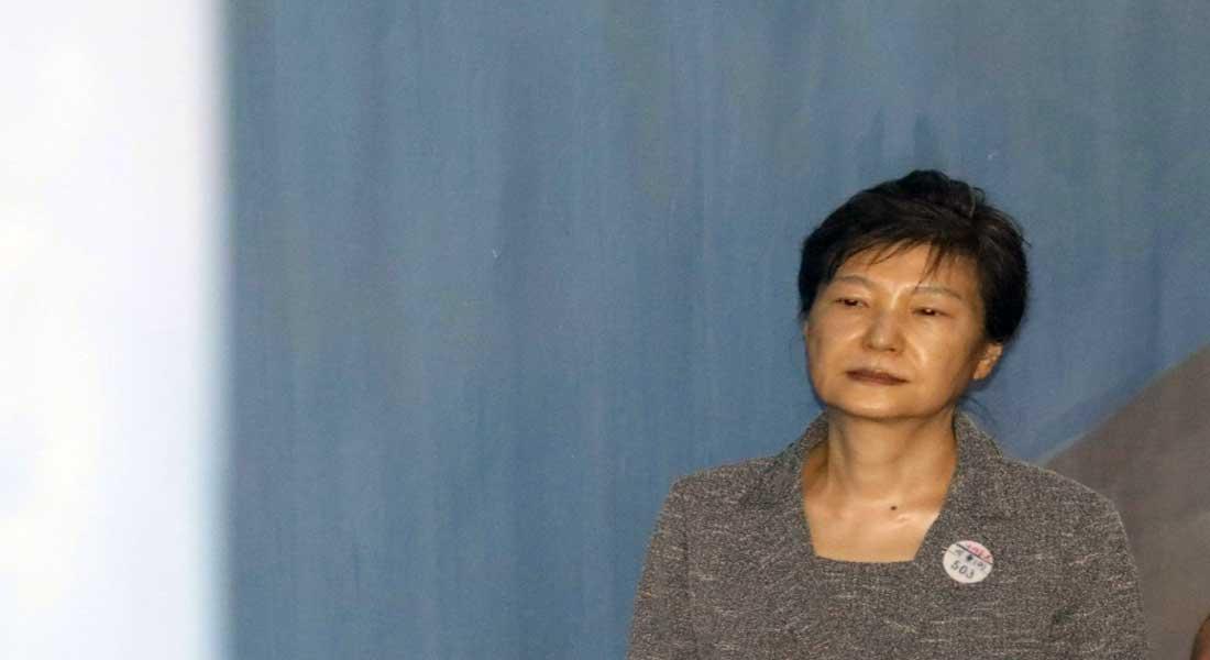 Corée du sud: La justice confirme la condamnation l'ancienne présidente Park