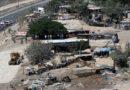 La démolition par Israël d'un village bédouin palestinien temporairement bloquée