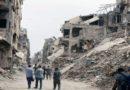 Syrie: visite d'un responsable de l'ONU au camp palestinien de Yarmouk en ruine