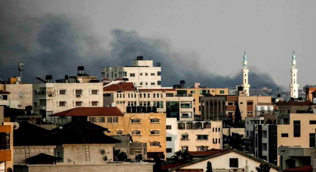 Gaza: bombardements intense par des israéliens, trois palestiniens tués