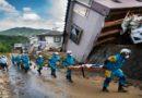 Japon – Pluies torrentielles : 156 morts, difficiles recherches sous un soleil de plomb