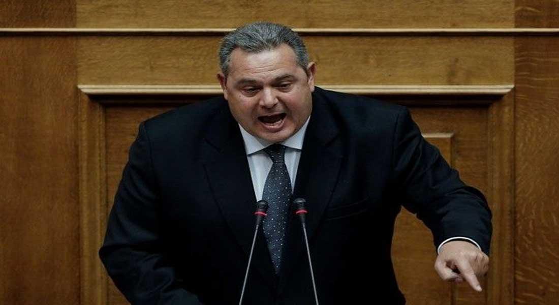 Grèce : Le ministre de la Défense opposé à l'accord sur la Macédoine