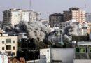 Gaza : raid de l'armée d'occupation contre des cibles du Hamas