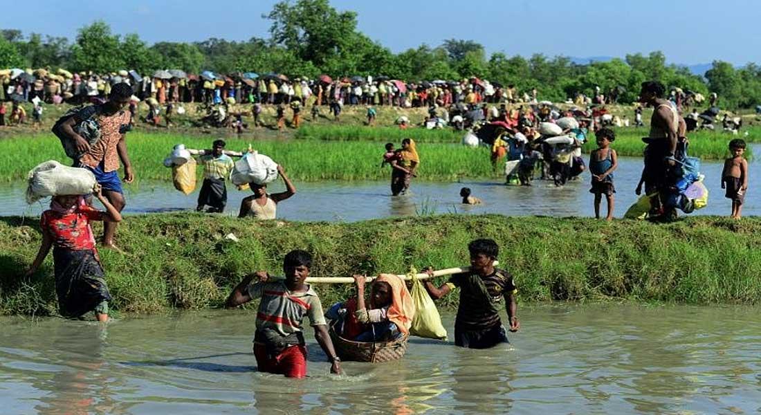 Fortify Eights pointe du doigt la Birmanie pour génocide des Rohingyas