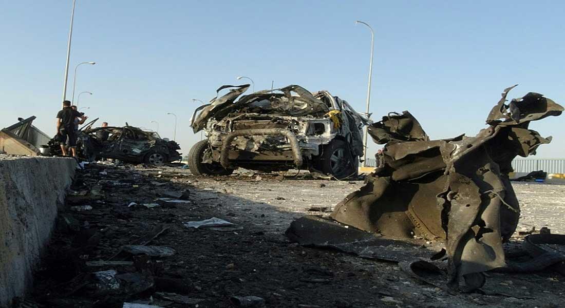 Irak: 11 morts dans un attentat suicide à la voiture piégée