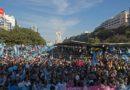Argentine: Grande manifestation contre la légalisation de l'avortement