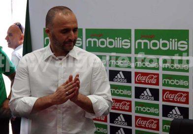 Equipe D'Algérie : La conférence de presse de Djamel Belmadi en Autriche
