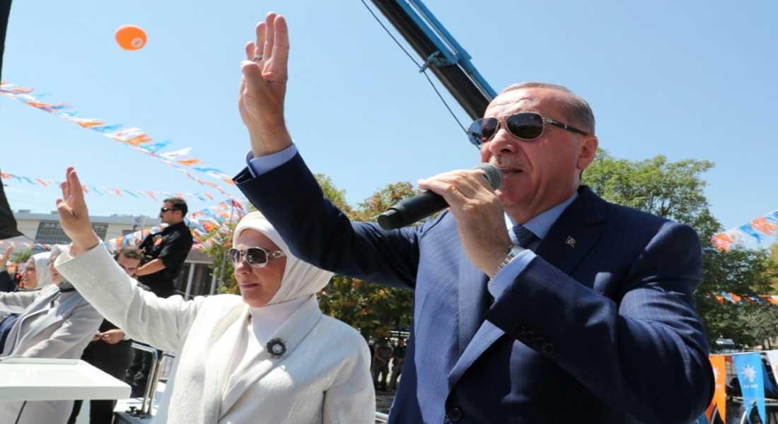 Sanctions Etats Unis: Erdogan demande le gel des avoirs en Turquie de ministres américains
