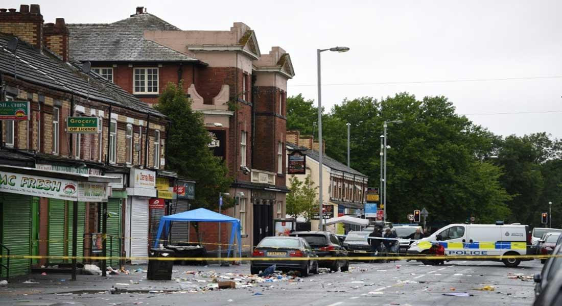 Manchester : Dix blessés dans une fusillade